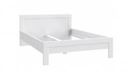 Dětská postel Snow 140x200 cm - bílá