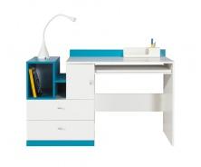 Dětský psací stůl Moli - výběr barev