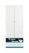 Šatní skříň Moli 2 - výběr barev