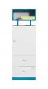 Skříňka Moli 8 - výběr barev