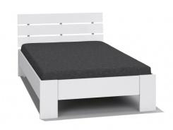 Studentská postel REA Nasťa 120x200cm - bílá