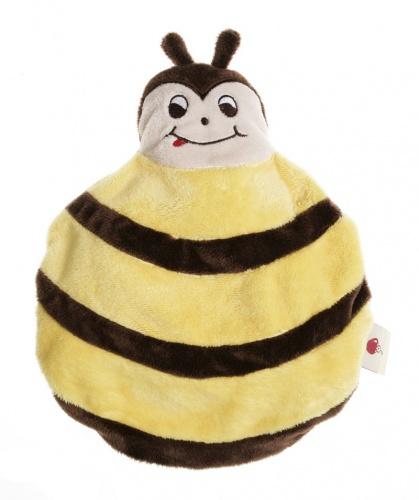 Hřejivá plyšová hračka ČMELDA pro miminka