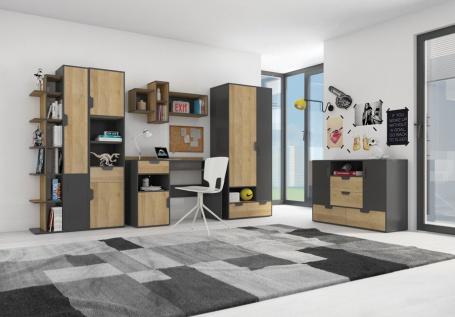 Studentský pokoj Nina I - dub rivero