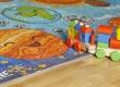 Dětský kusový koberec