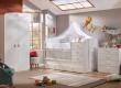 Dětský pokoj Chloe II - bílá