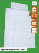 Peřinka 100x135cm a polštářek 60x40cm