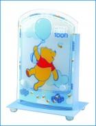 Dětská lampička Medvídek PÚ modrá