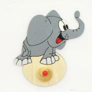 Dětský věšák slon