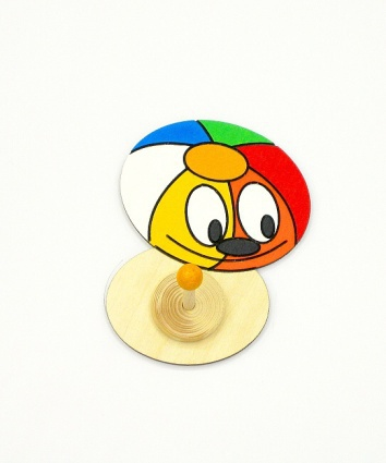 Věšák míček