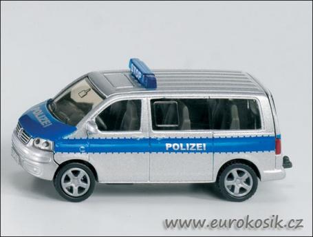 Policejní minibus