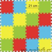Pěnový koberec 16
