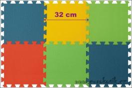 Pěnový koberec 6 maxi pevný