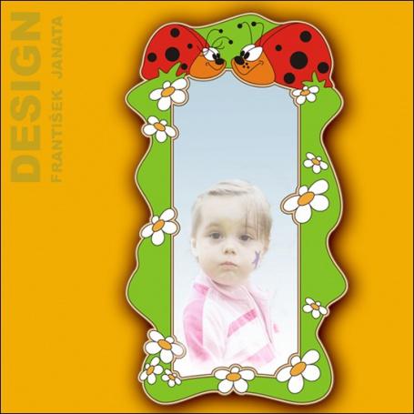Dětské zrcadlo