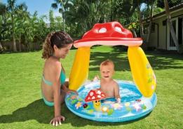 Dětský nafukovací bazén Muchomůrka