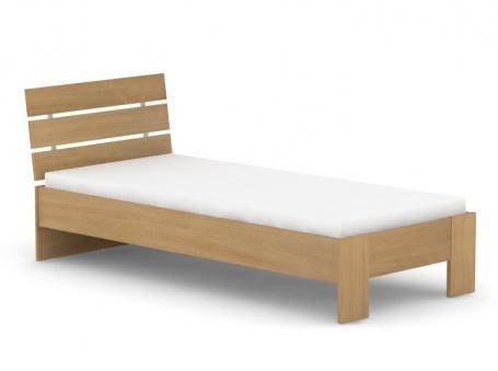 Dětská postel REA Nasťa 90x200cm - buk