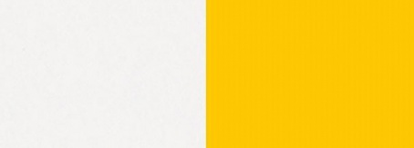 bílý/žlutý