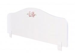 Zábrana k posteli Ballerina - bílá