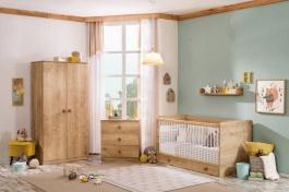 Pokoj pro miminko Cody - dub světlý