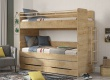 Kovový žebřík k patrové posteli Cody