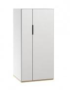 Dvířková skříňka Trendy - bílá/dub zlatý