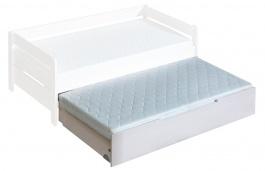 Přistýlka 90x197cm k dětské posteli Tibor - výběr moření