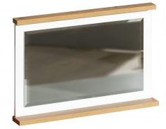 Nástěnné zrcadlo Olaf - borovice andersen/dub nash