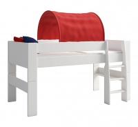 Textilie (tunel) k posteli Dany - červená Star