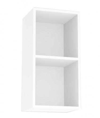 Závěsná skříňka REA Rebecca 9 v provedení bílá