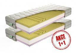 Sendvičová matrace Biana 1+1 Zdarma - pěnová
