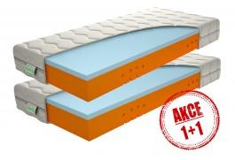 Zdravotní matrace Kalista 1+1 Zdarma - 80x200cm