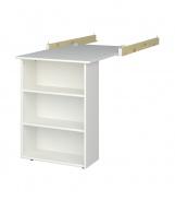 Závěsný stolek Amenity - bílý