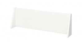 Čelo k posteli Dany 90x200cm - bílá