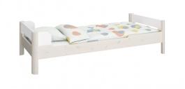 Dětská postel Eveline 90x200cm - bílá