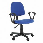 Kancelářská židle TAMSON 811/5000 - modrá/černá