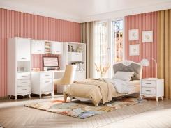 Pokoj pro dítě Lily - bílá