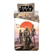 Dětské povlečení  Star Wars Mandalorian