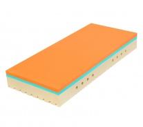 Partnerská matrace Super Fox Visco 22 - Classic