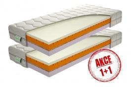 Zdravotní matrace Lea 1+1 Zdarma - 90x200cm