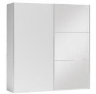 Šatní skříň VIGO 200 bílá/bílá