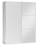 Šatní skříň VIGO 150 bílá/bílá