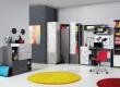 Dětský pokoj Tom I - grafit/enigma