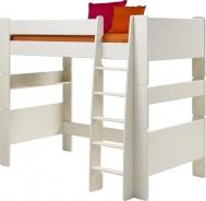Dětská vyvýšená postel Dany 90x200 cm (výška 164cm) - bílá