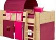 Dětská vyvýšená postel Dany