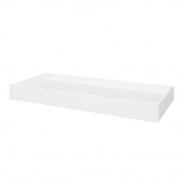 Šuplík k posteli Daisy II - bílý