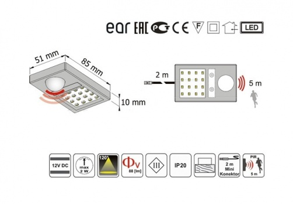 LED osvětlení TA-01