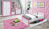 Dětské pokoje pro holky